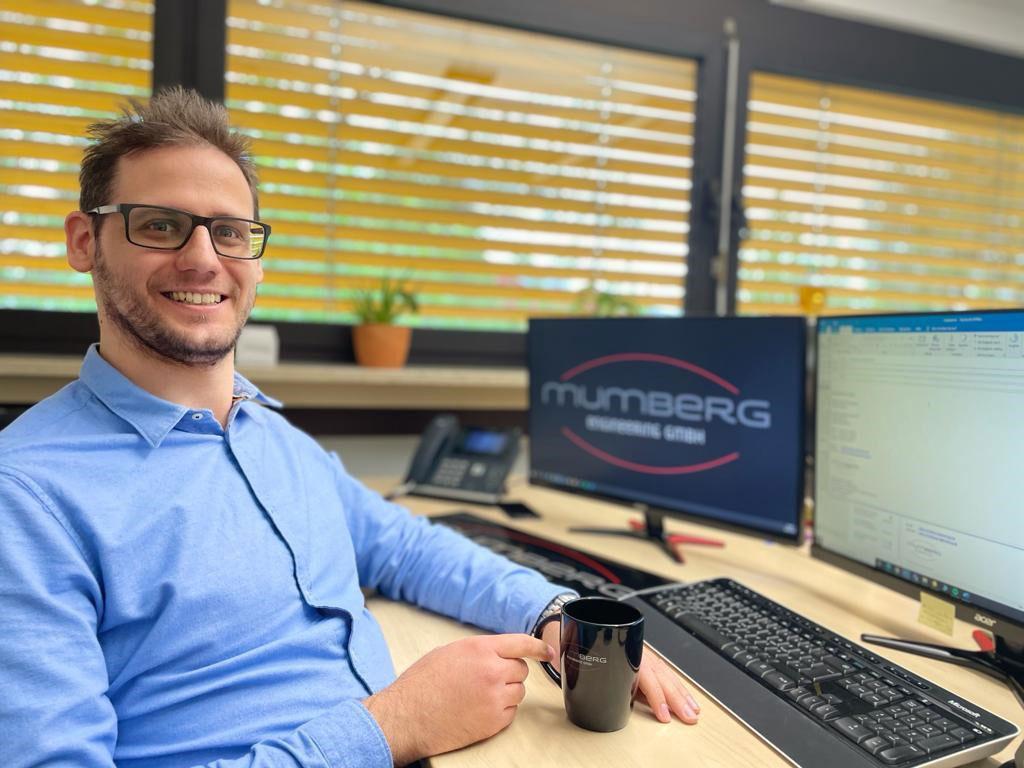 Neue Gesichter bei Mumberg Engineering