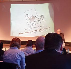 """Andreas Mumberg, Referent beim """"J+G-Wirbelschicht-Workshop"""""""